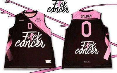 Camiseta Solidaria #FuckCancer
