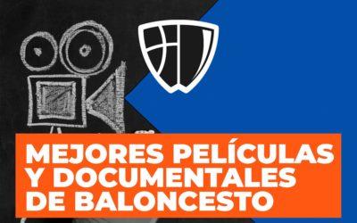 Mejores películas y documentales de baloncesto