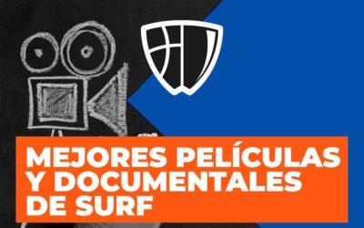 Mejores películas y documentales de surf
