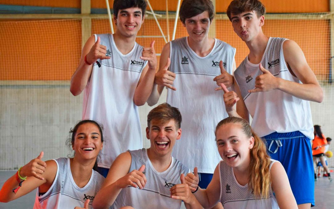Resumen Campus Baloncesto y Surf Cantabria 2020