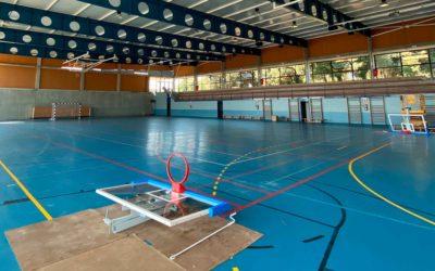 Mejorando las instalaciones deportivas