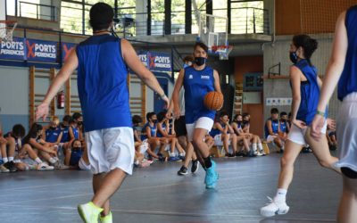 Fotos Campus Baloncesto y Surf Cantabria 2021 – Turno 2